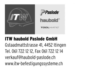 ITW haubold Paslode GmbH
