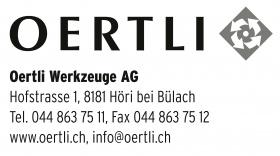 Oertli Werkzeuge AG