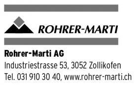 Rohrer-Marti AG
