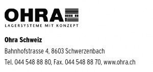 Ohra Regalanlagen GmbH